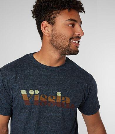 Vissla Gadoo Block Fade T-Shirt