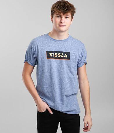Vissla Retro Foundation T-Shirt