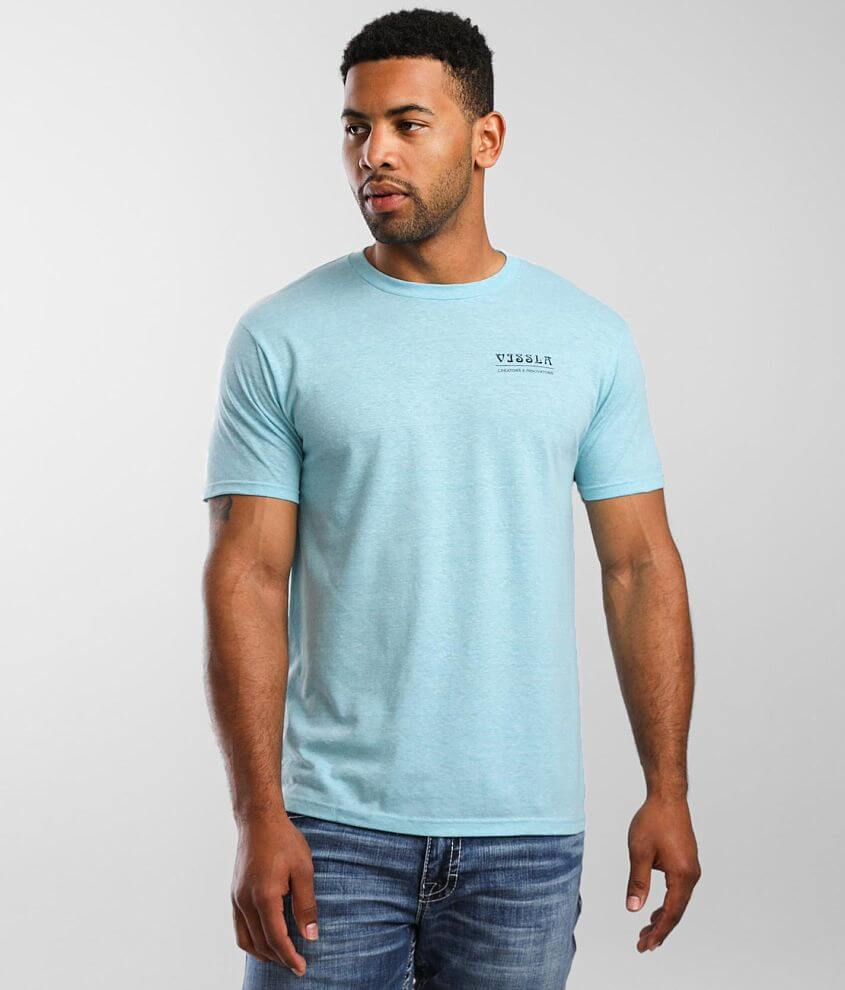 Vissla South Point T-Shirt front view