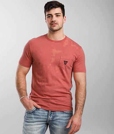 Vissla Capsized Chest Pocket T-Shirt