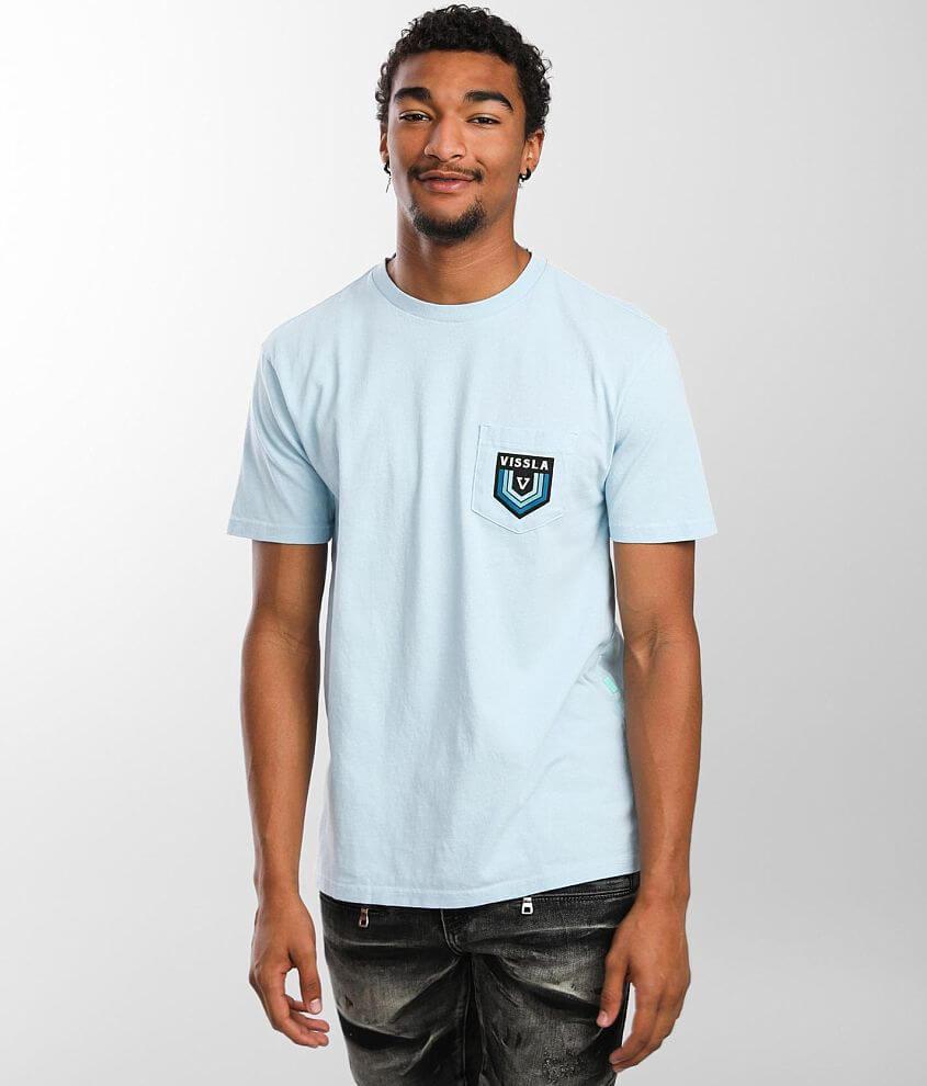 Vissla Emblem T-Shirt front view