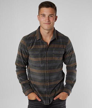 Vissla Fade Out Flannel Shirt