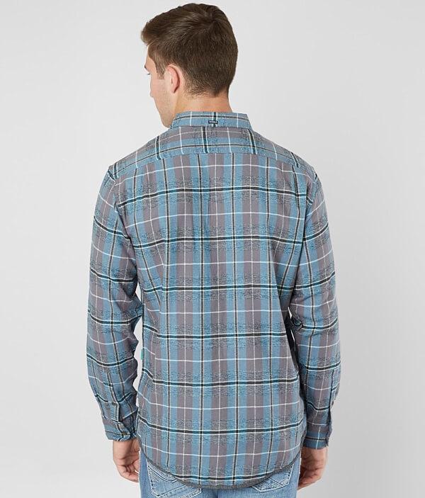 Vissla Shirt Flannel Central Central Flannel Vissla Vissla Coast Coast Central Flannel Shirt Coast 1UqAO