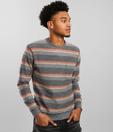 Vissla Recliner Striped Pullover