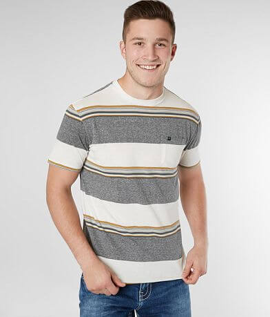Vissla Turtles Striped T-Shirt