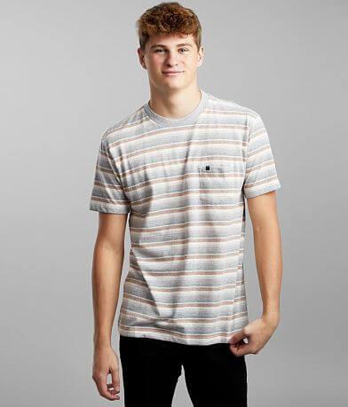 Vissla Pocitos Striped T-Shirt