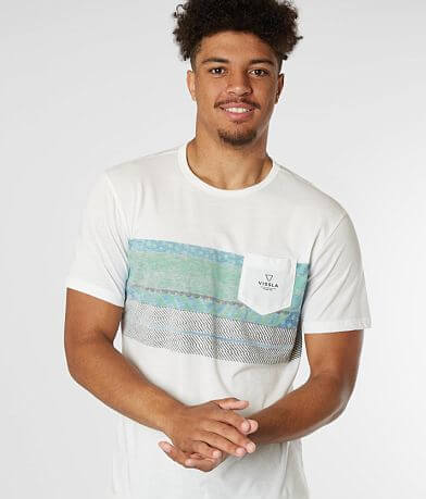 Vissla Woodside Pocket T-Shirt