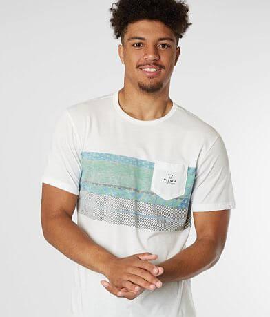 Vissla Woodside Pocket T-Shirt