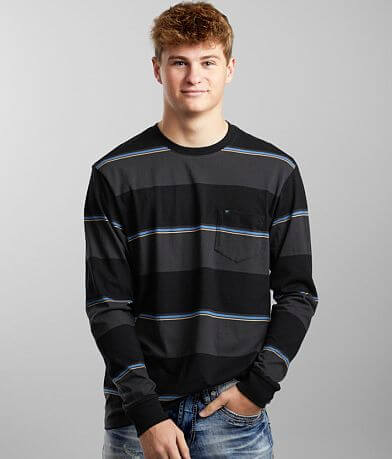 Vissla Reducer Striped T-Shirt