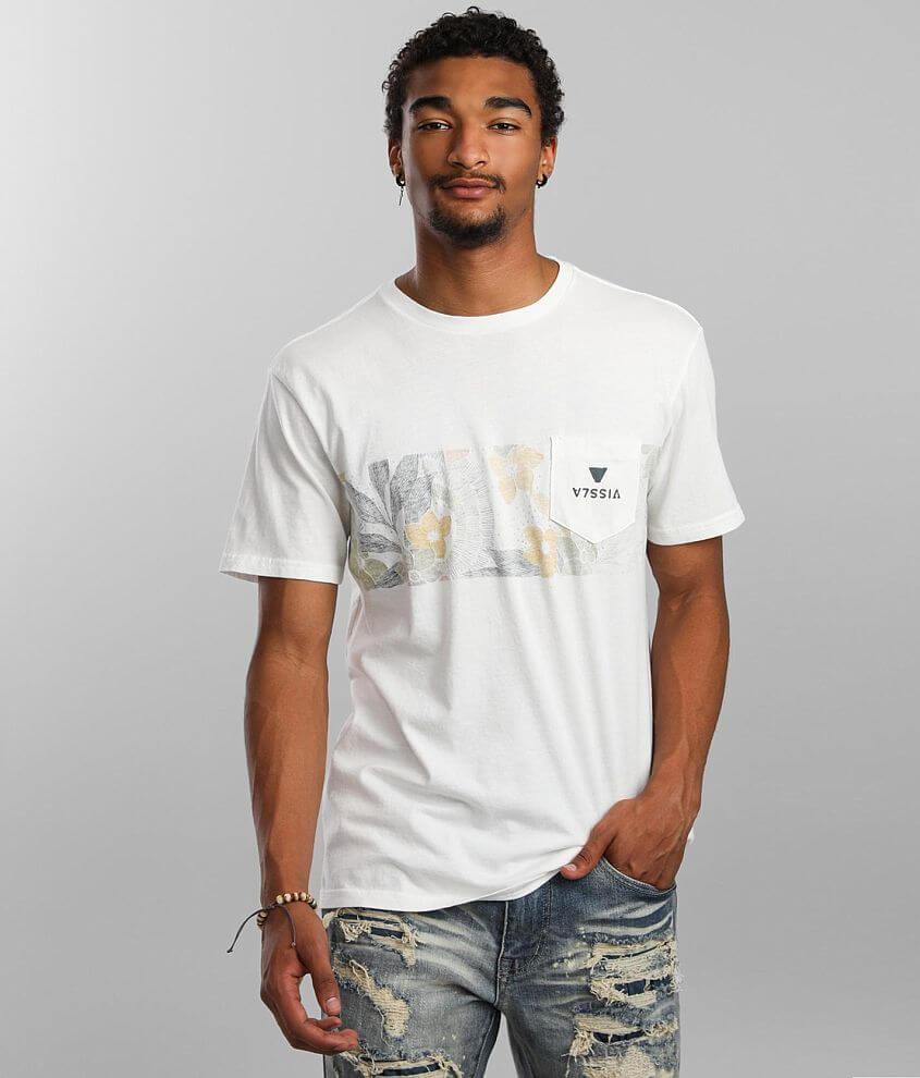 Vissla Bettah Pocket T-Shirt front view