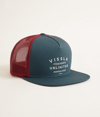 Vissla Unlimited Trucker Hat