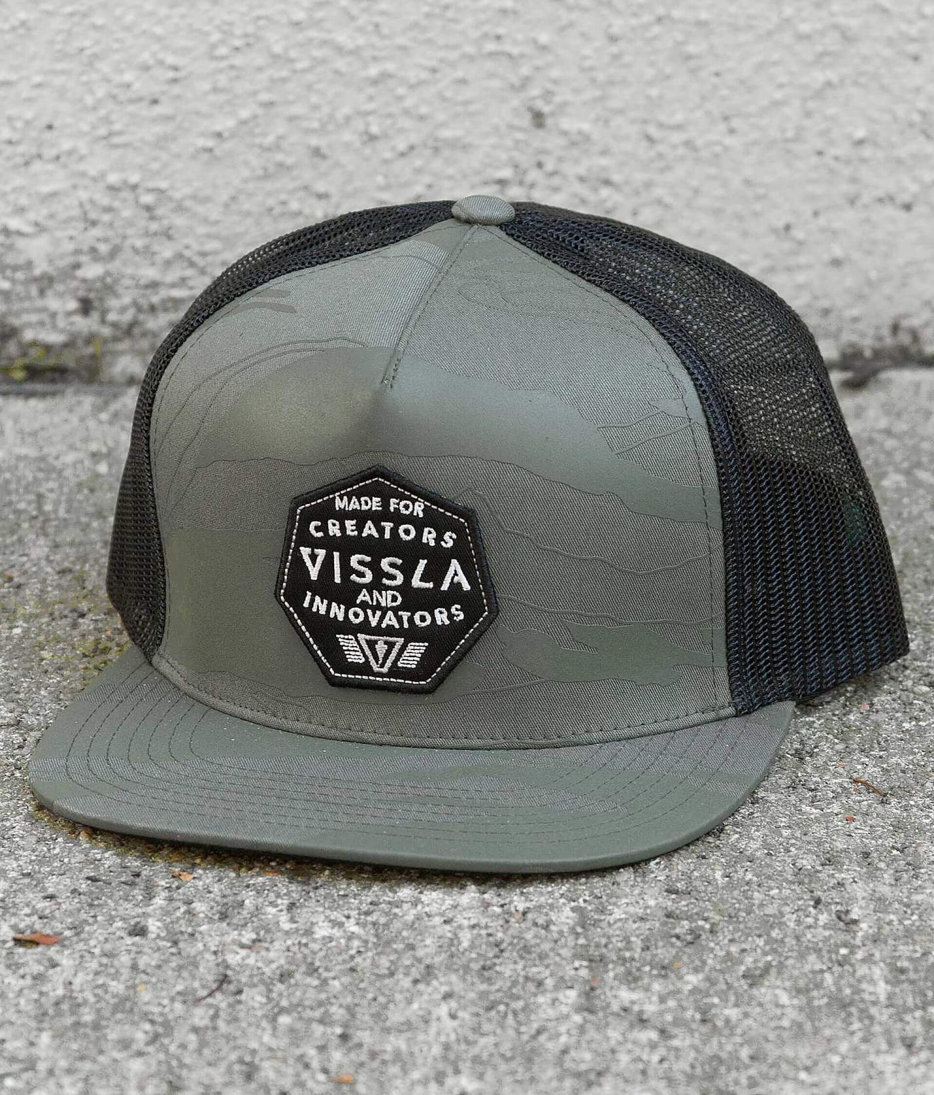 f2252ae0 Vissla Made For Trucker Hat - Men's Hats in Camo | Buckle