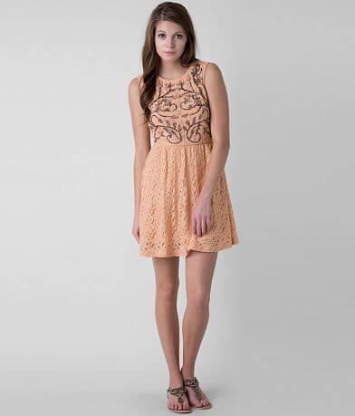 Daytrip Embellished Dress