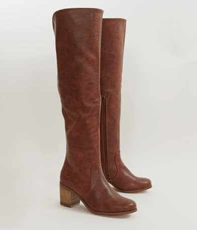 London Rag Faux Leather Boot