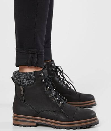 London Rag Sweater Trim Boot