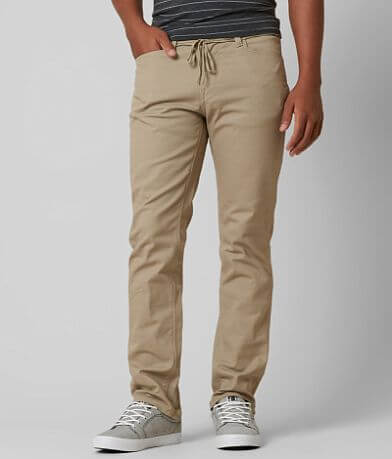 Volcom Gritter Straight Stretch Chino Pant