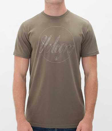 Volcom Pencil Script T-Shirt