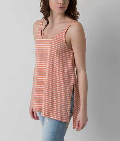 Volcom Striped Tank Top