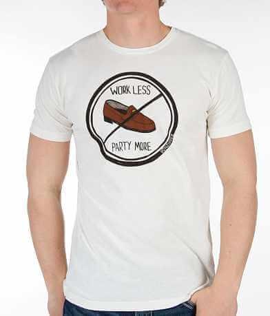Von Zipper Party Boy T-Shirt