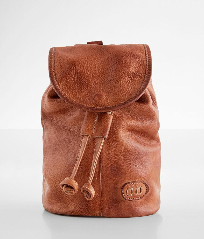 Bed Stu Nala Mini Leather Backpack front view