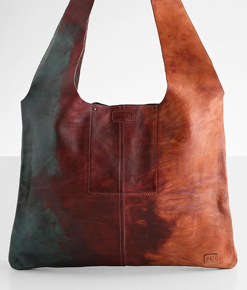 Bed Stu Ariel Leather Tote front view