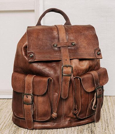 Bed Stu Jericho Leather Backpack