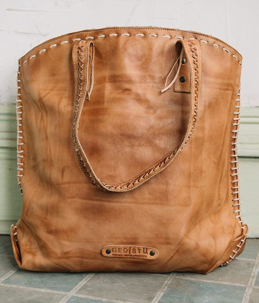 Bed Stu Barra Distressed Leather Tote