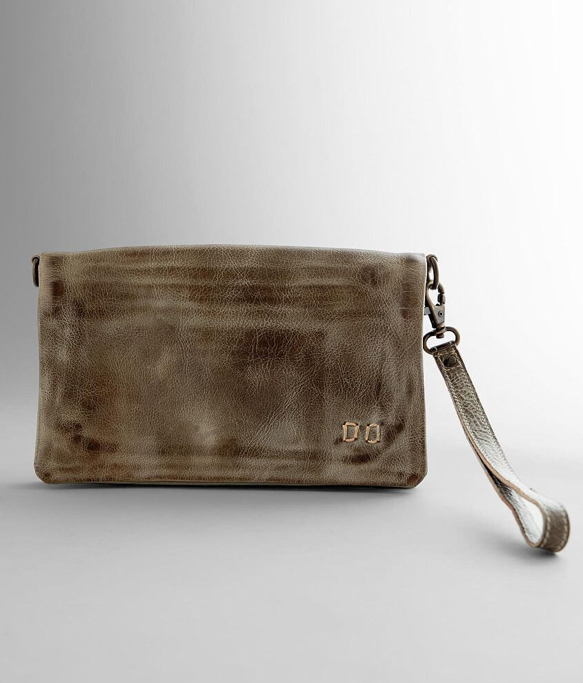 Bed Stu Cadence Leather Crossbody Purse front view