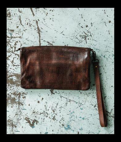 Bed Stu Bayshore Leather Crossbody Purse