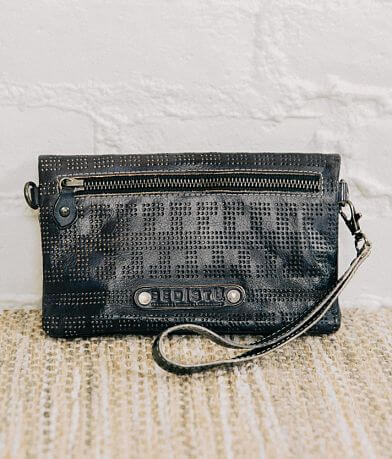 Bed Stu Bayshore Perforated Leather Purse