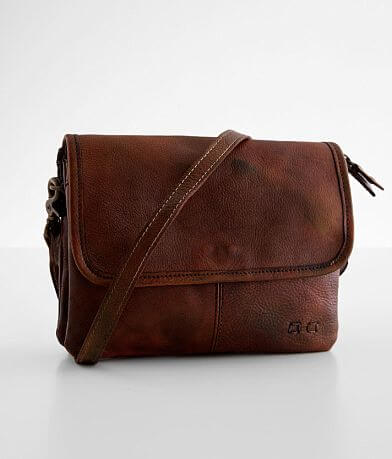 Bed Stu Ziggy Leather Crossbody Purse