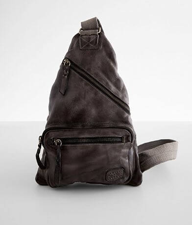 Bed Stu Andie One Shoulder Leather Backpack
