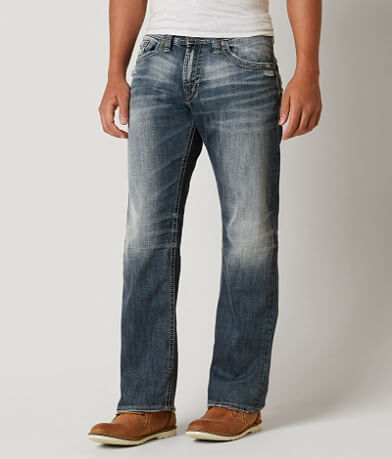 Silver Zac Stretch Jean