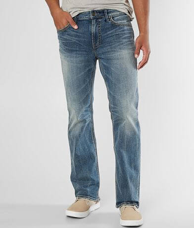 Silver Craig Boot Stretch Jean
