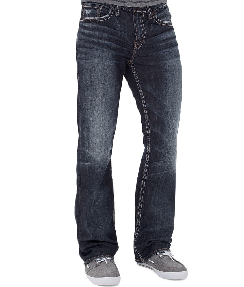Silver craig jean mens jeans in smc443 buckle geenschuldenfo Images