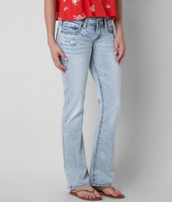 Silver Tuesday Boot Stretch Jean - Women&39s Jeans in SIB 142 | Buckle