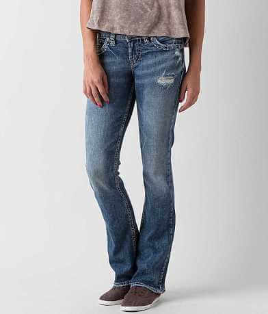 Silver Tuesday Boot Stretch Jean