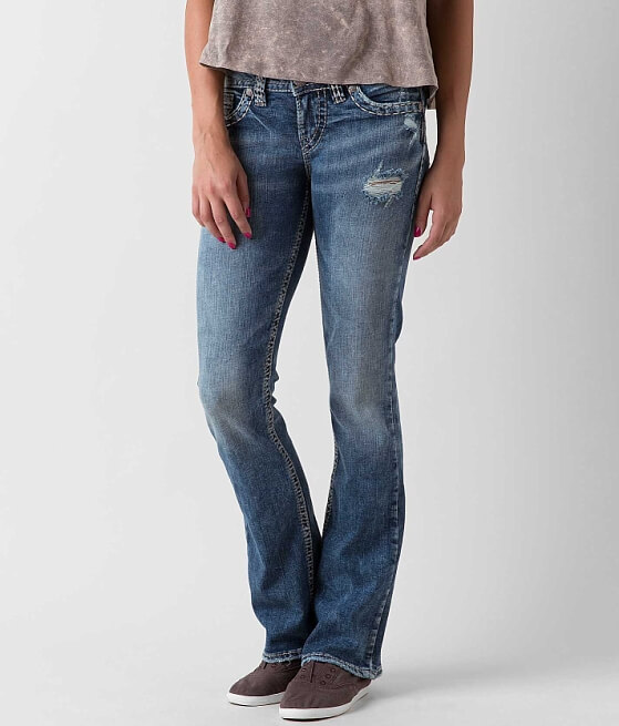 Silver Tuesday Boot Stretch Jean - Women&39s Jeans in SJL 270 | Buckle