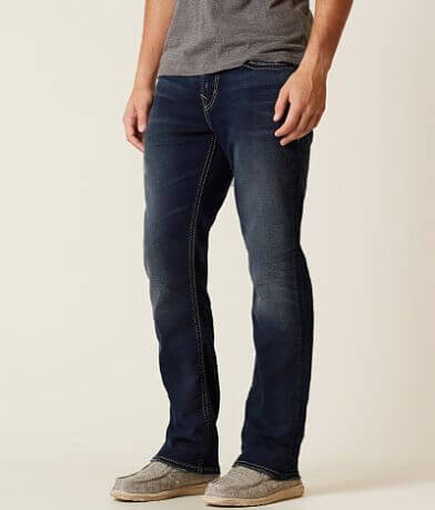 Silver Grayson Stretch Jean