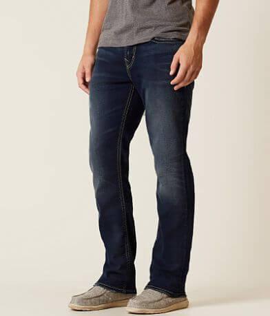 Silver Grayson Stretch Jean