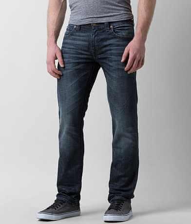 Silver Allen Slim Straight Stretch Jean