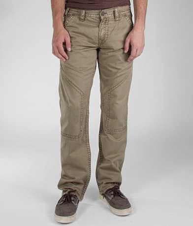Silver Jeans Co. 925 Zac Fatigue Twill Pant