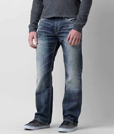 Silver Gordie Straight Jean