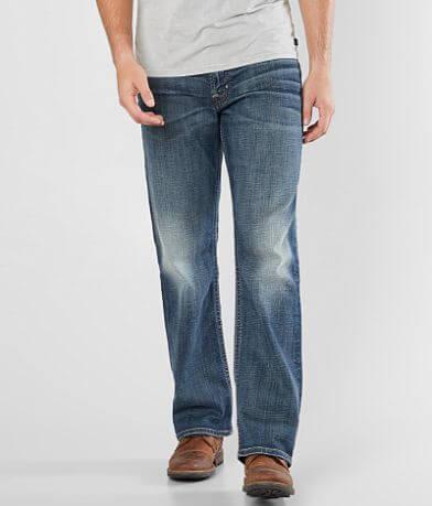 Silver Gordie Straight Stretch Jean