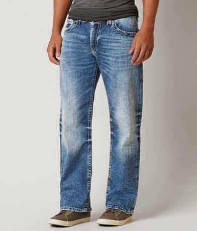 Silver Gordie Stretch Jean