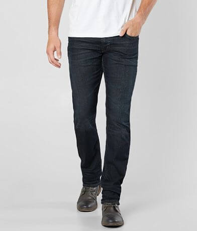 Silver Konrad Straight Stretch Jean