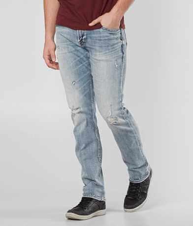 Silver Konrad Stretch Jean