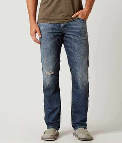 Silver Eddie Stretch Jean