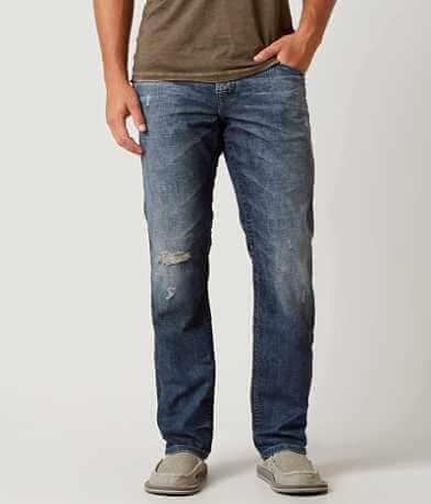 Silver Eddie Stretch Jean