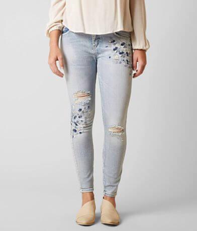 Silver Izzy Ankle Skinny Stretch Jean